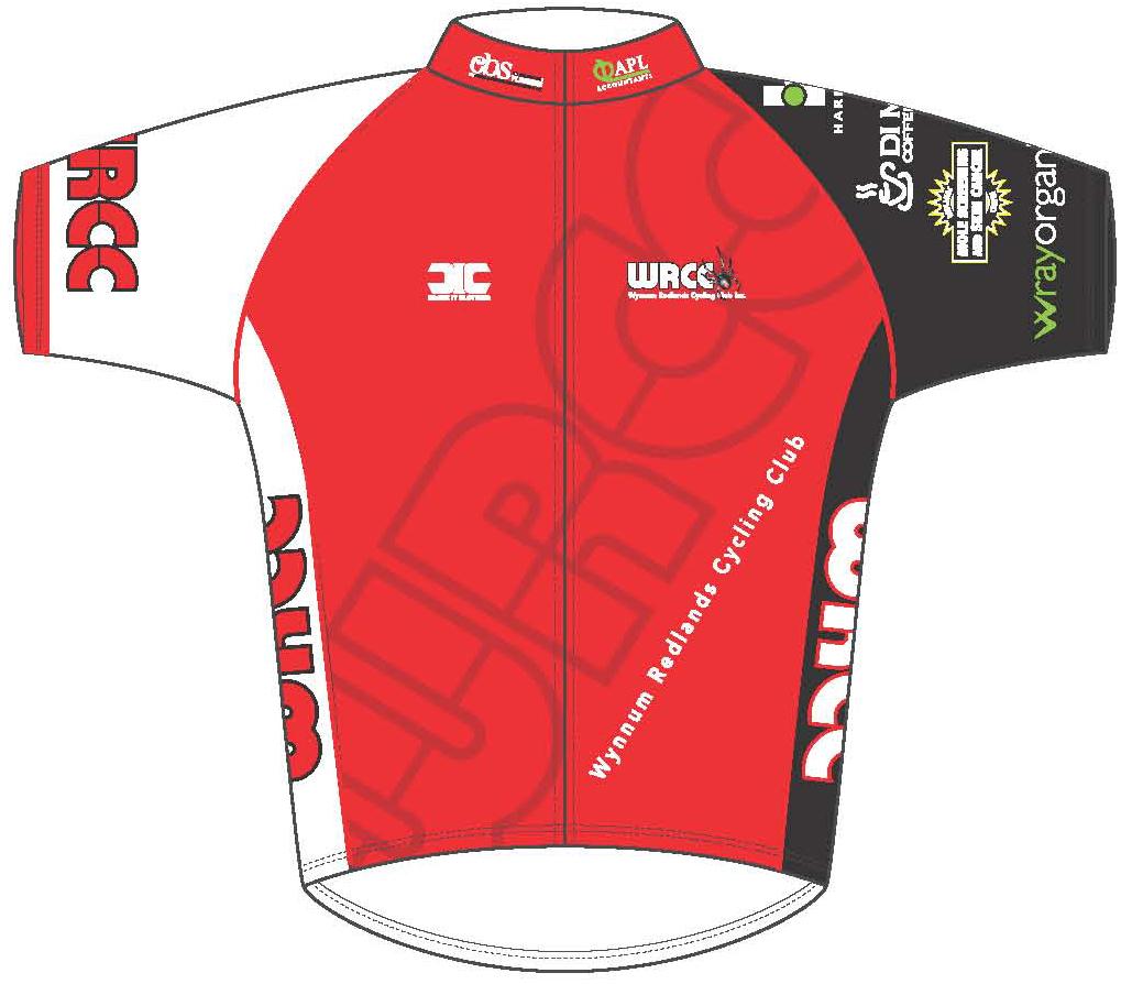 WRCC Jersey
