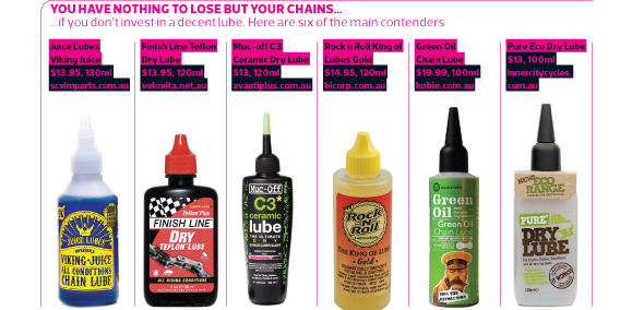 Lubes