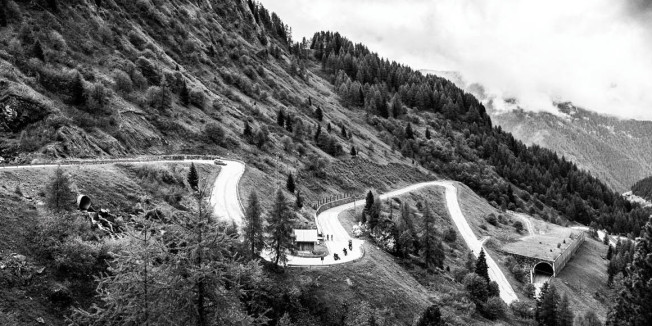 In the shadow of the Giro