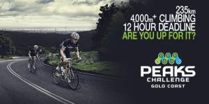 Peaks Challenge Gold Coast