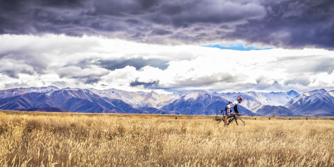 South Island, New Zealand: Open country