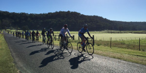 Sydney Cycling: Peaks Challenge training and preparation