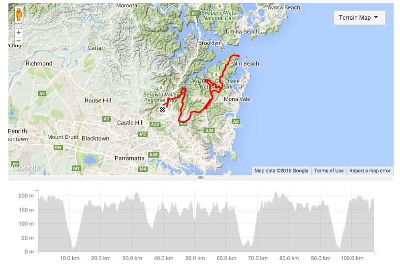 Peaks Challenge Gold Coast #4