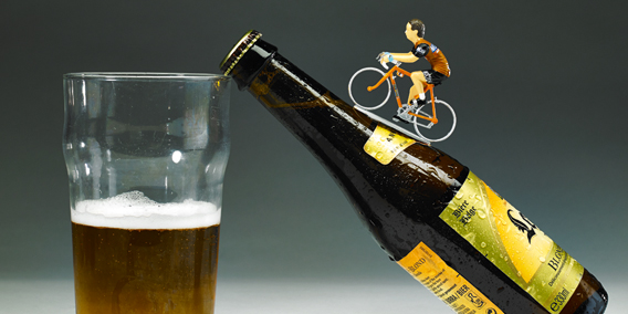 Post-ride refresher