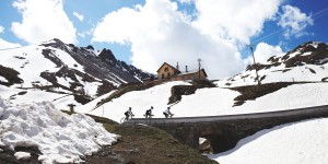 Col d'Izoard, France: High point