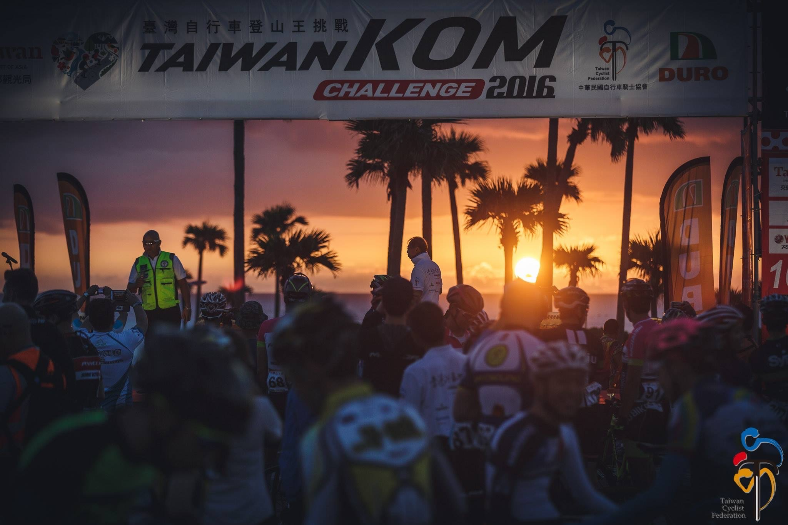 Insider: Taiwan KOM Challenge, Race Day