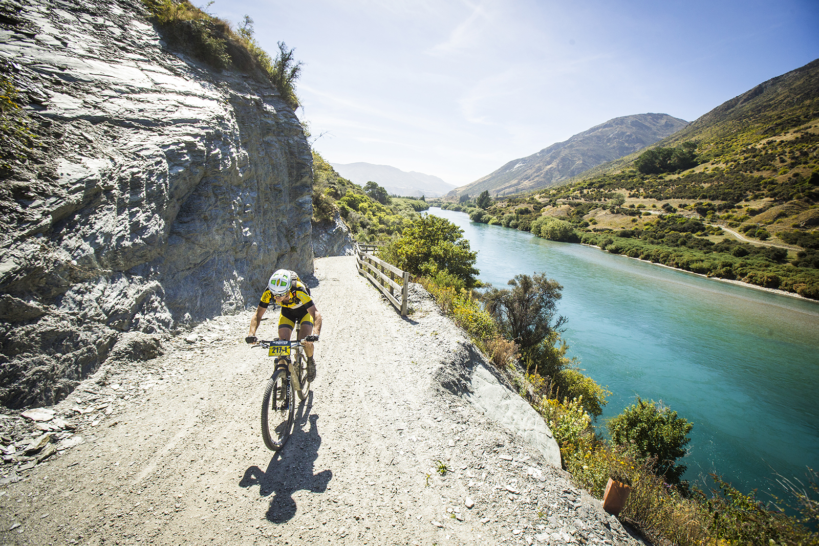 The Pioneer: MTB Stage Race, Southern Alps, NZ