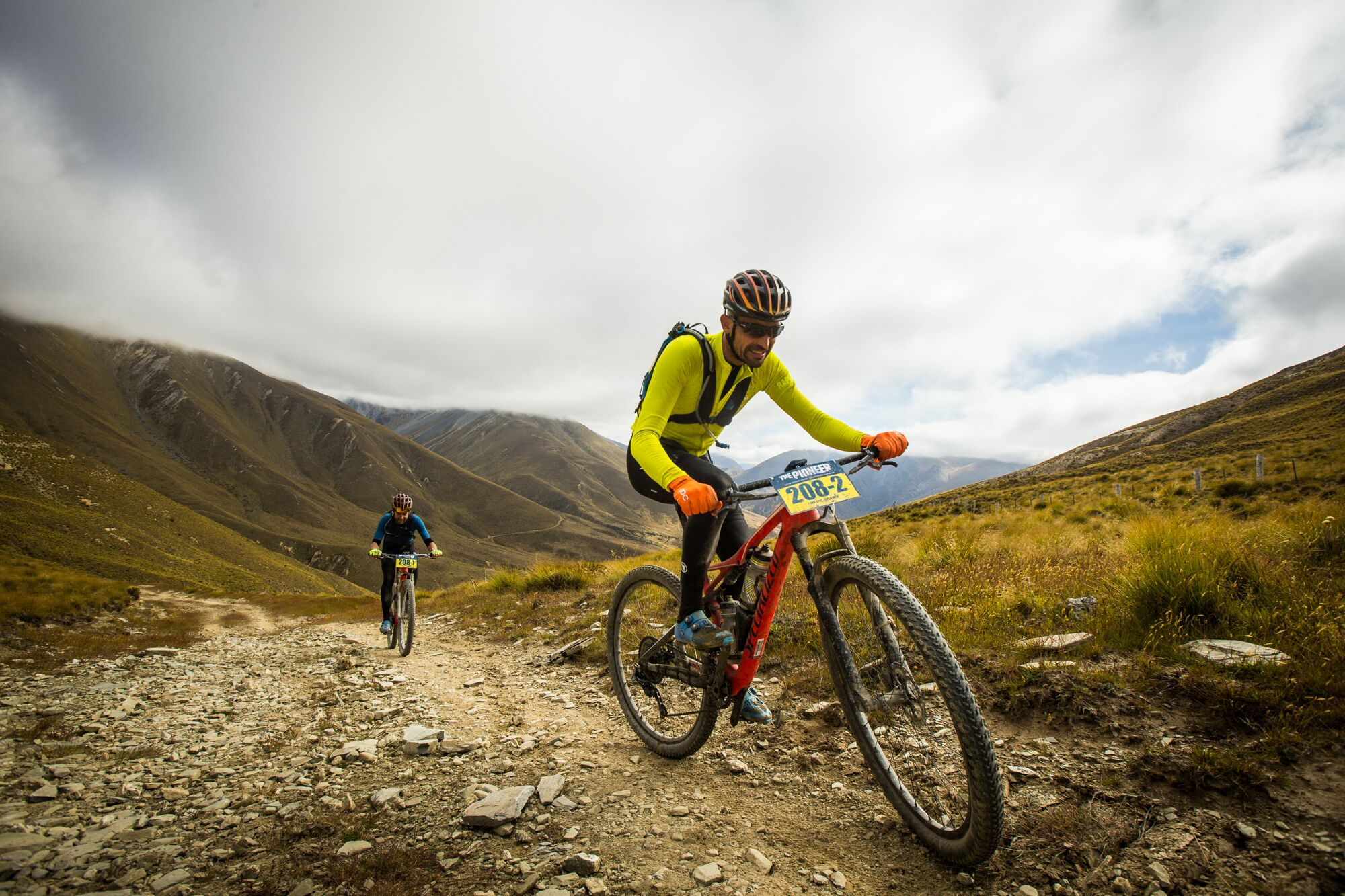 Insider: The Pioneer – Day 5 – Lake Ohau to Lake Hawea