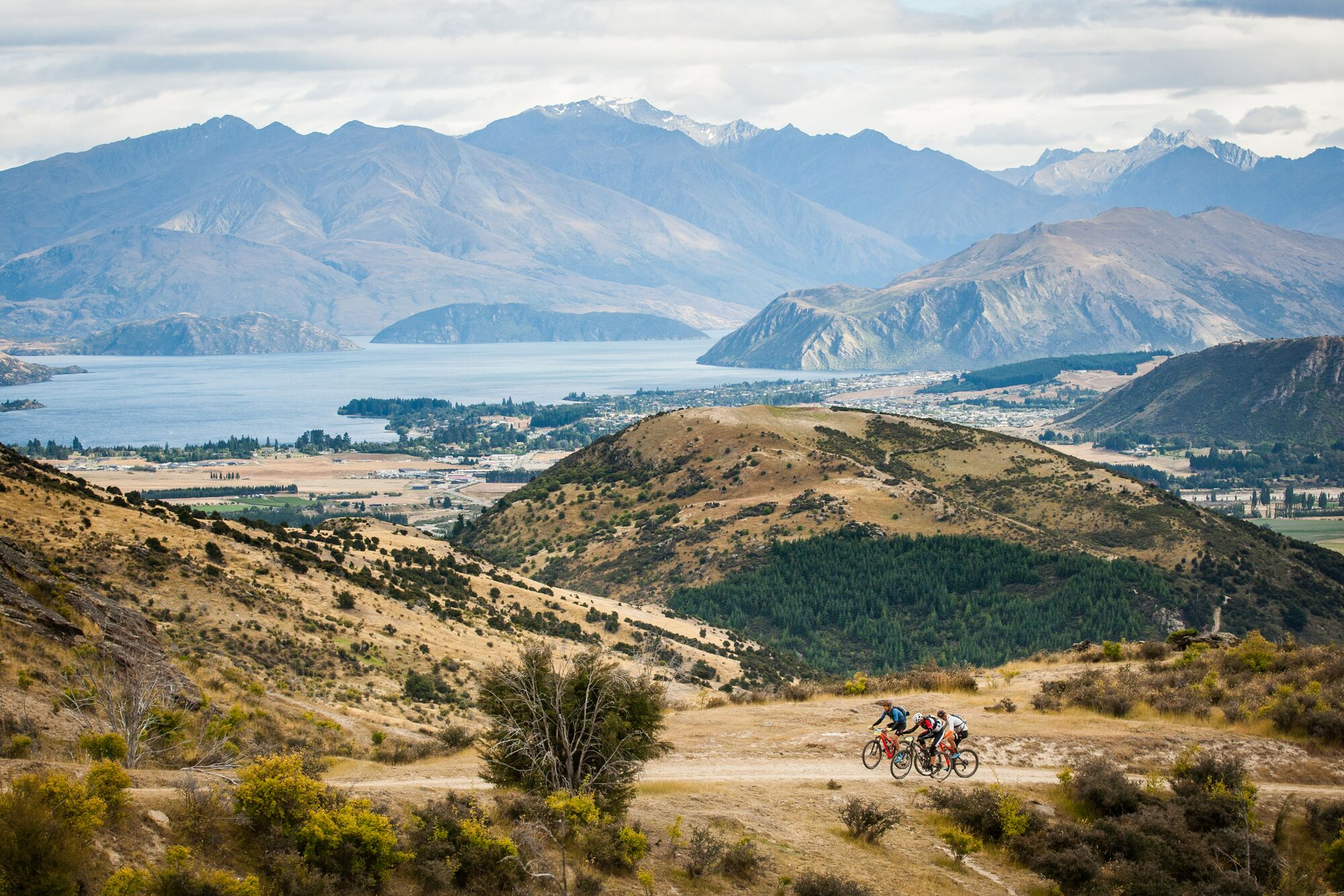Insider: The Pioneer – Day 6 – Snow Farm to Lake Hawea