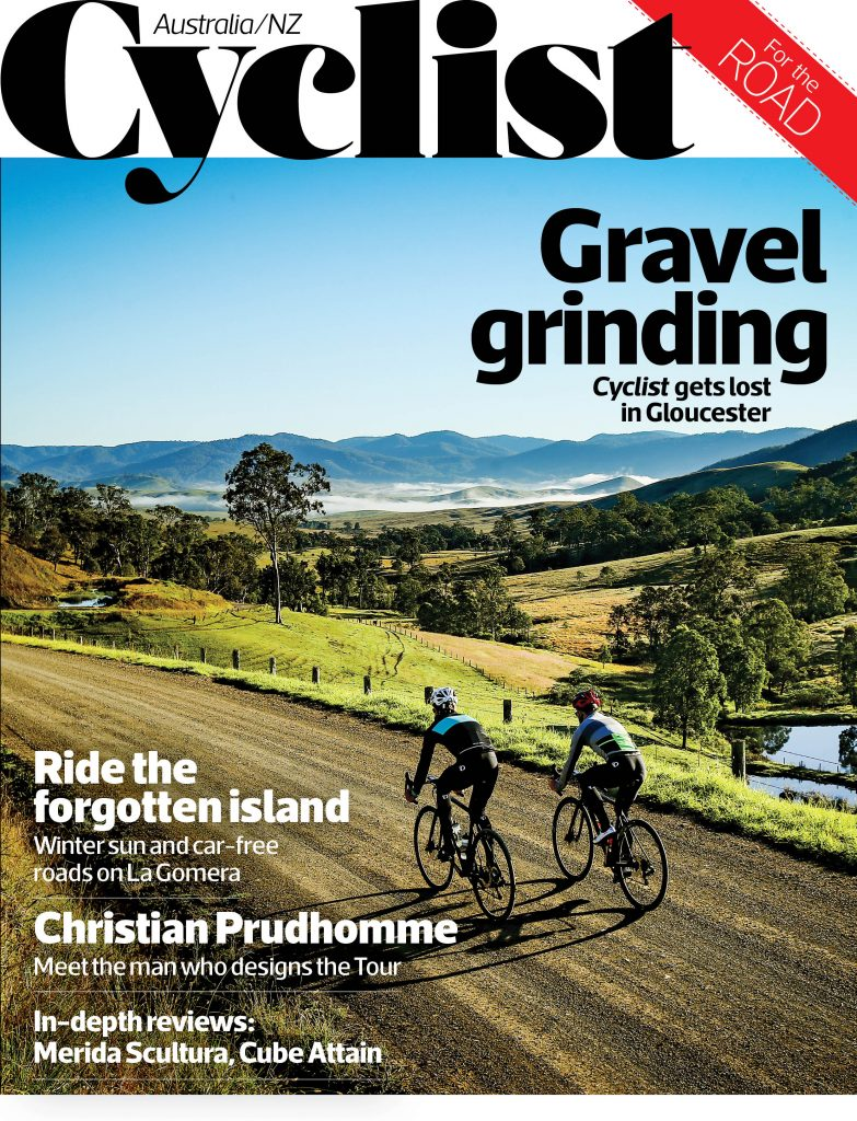 Cyclist #27 - Gravel Grinding in Gloucester