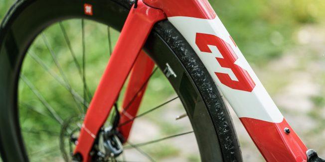3T STRADA: reinventing the 'aero bike'