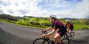 Cyclist #28: Riding on Sunshine