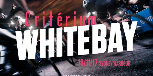 The Shimano Sprint Series: Criterium White Bay