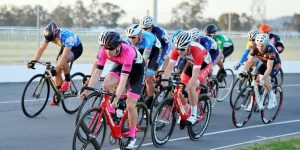 Golden Wheel Track Racing Carnival