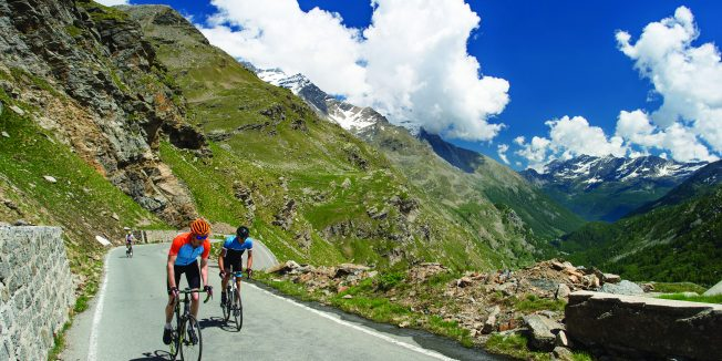 Cyclist #31: Europe's most beautiful climb