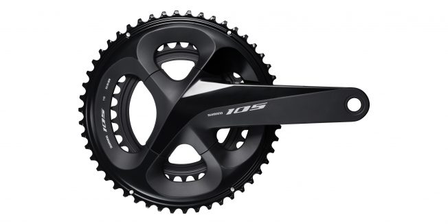 Shimano 105 R7000: Easy on the wallet and the eye