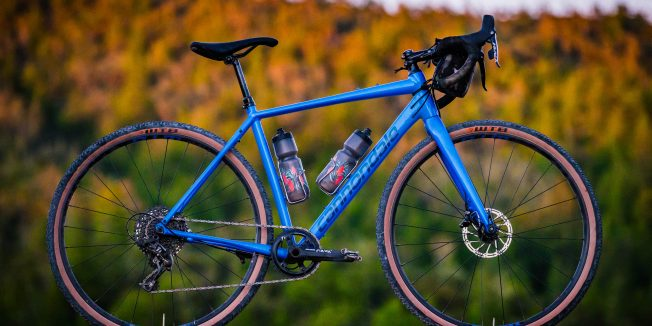 Cannondale Topstone: The all-day option.