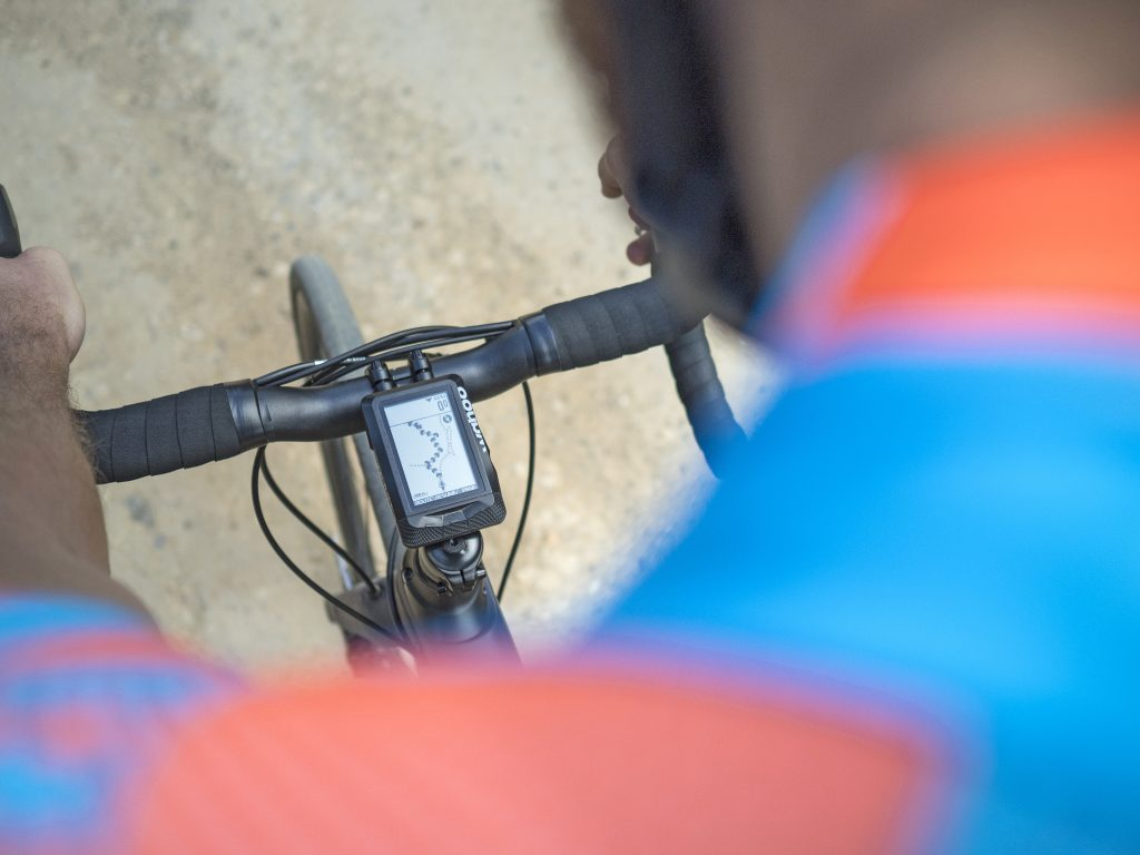 Colo, NSW: Old King Colo - Cyclist Australia/NZ