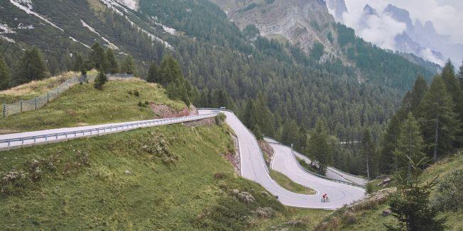Cyclist #38: The Secret Dolomites
