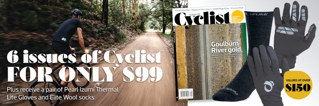 Subscribe to Cyclist
