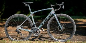 Trek Domane: Travel further, faster and smoother