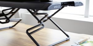 Varidesk: getting out of the saddle
