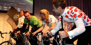 A Tour de France Celebration