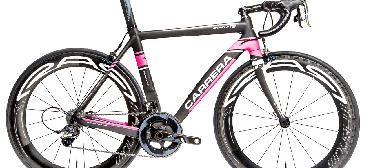 Carrera Erakle TS - Cyclist Australia/NZ