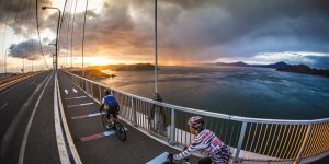 Seto Inland Sea, Japan: Land of the riding sun