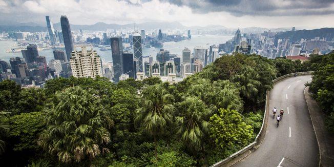 Tai Mo Shan, Hong Kong: Kings of the Kong