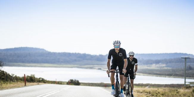 Cyclist presents Soigneur HC – Central Highlands