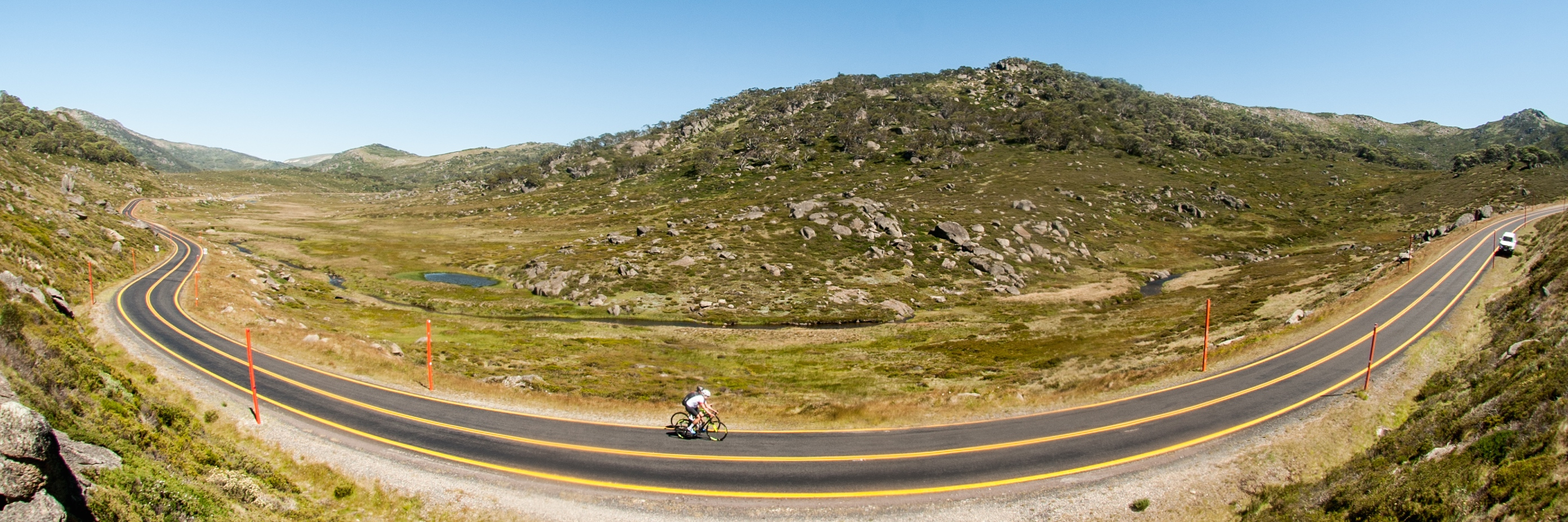 Snowy Mountains, NSW: Summer in the Snowies - Cyclist Australia/NZ