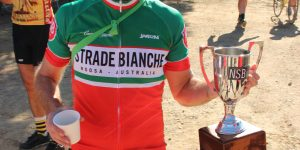 Noosa Strade Bianche: Steel is still real