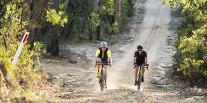Cyclist #33: Rough riding in Yengo National Park