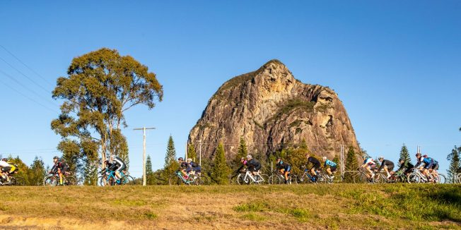 Insider: Velothon – Stage 2 – Glass House Mountains