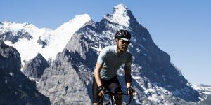 Grosse Scheidegg, Switzerland: Mountains and meringue