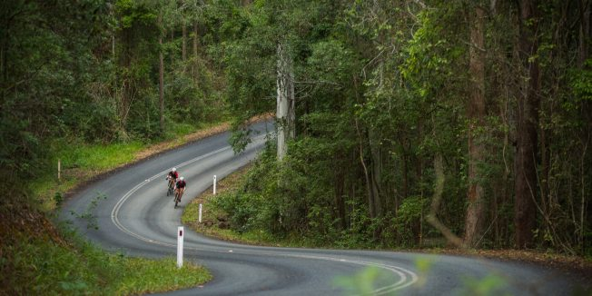 Noosa, Queensland: Riding on Sunshine