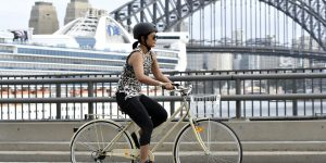 Sydney Spring Cycle: Sydney cycling at its biggest