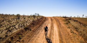 Cyclist #41: Mawson Trail, Outback Odyssey, South Australia