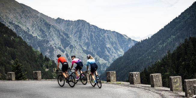 Cyclist #42: Col du Portet, the new giant of le Tour