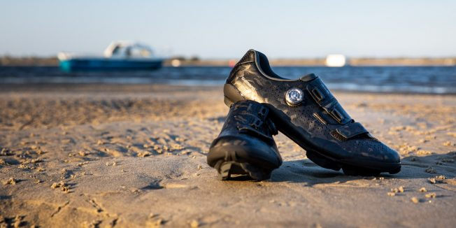 Shimano RX8 Shoes: Ultralight and ready to gravel race