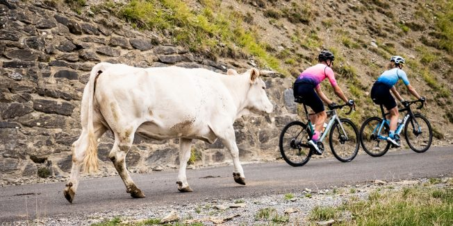 Pyrenees, France: Col du Portet, the giant of le Tour
