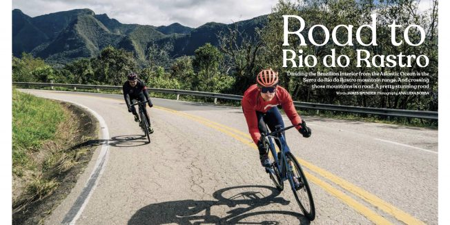Cyclist Issue #47 – Search for the ultimate cycling road