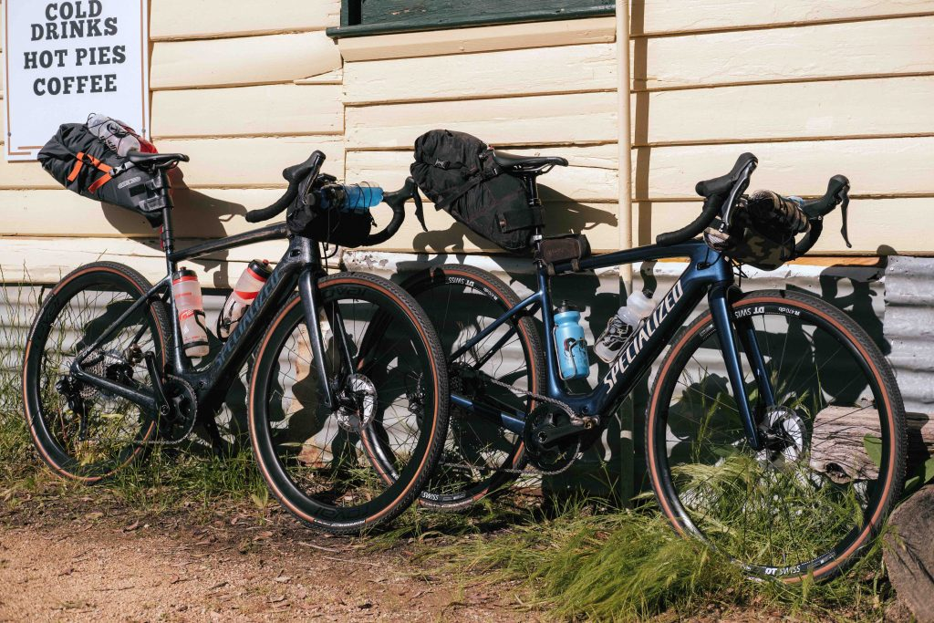 Cyclist – Adaminaby