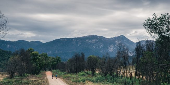 King of the gravel: Big Ride King Valley
